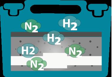 Localisation de fuites sur tuyauteries par gaz traceur gard alès